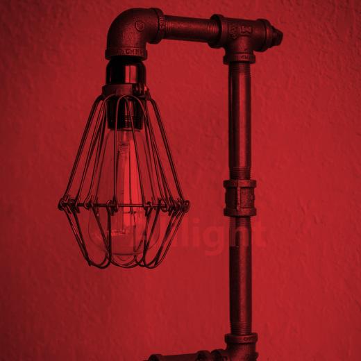 Loft Masa Lambası