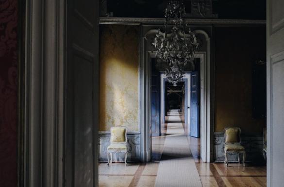 Klasik Koridor Aydınlatmaları